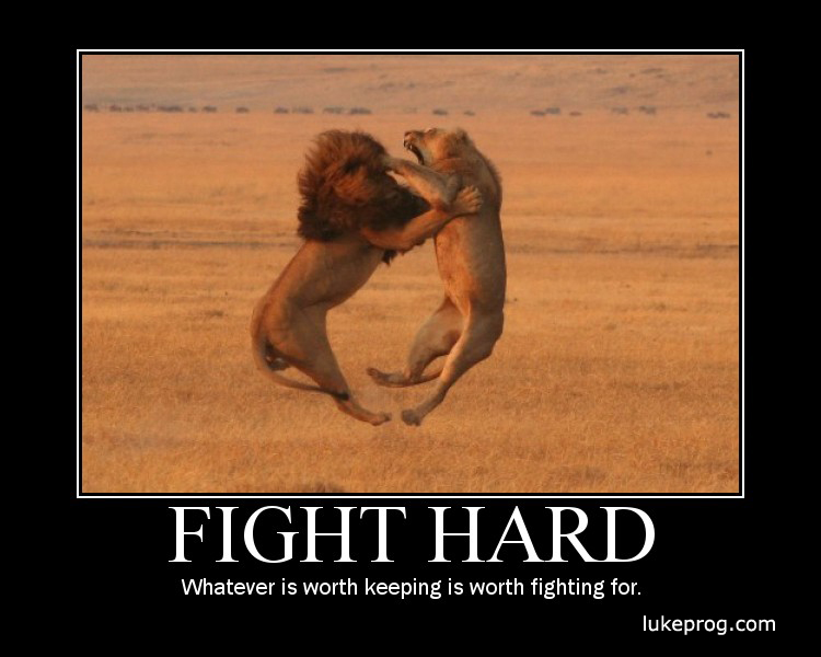 Inspirational Quotes To Keep Fighting. QuotesGram