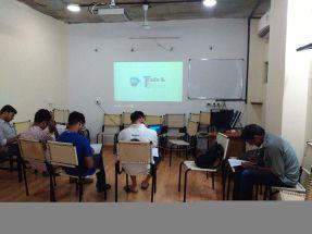 TnB at IIM Ahmedabad