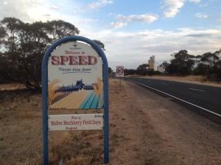 Speed, Victoria. Photo Erle Levey