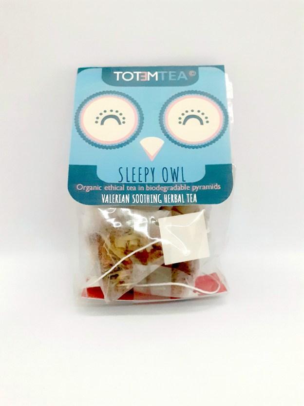 Sleepy Owl Totem Tea