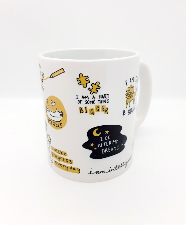 Cup of Positivitea 1