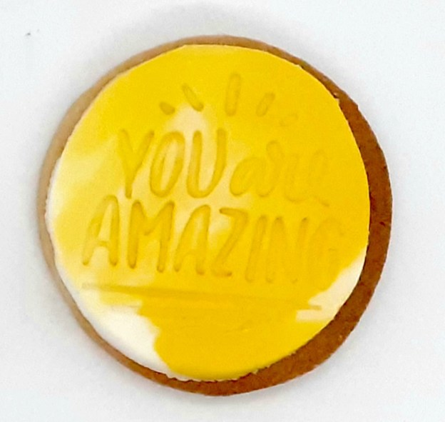 Yellow Biscuit (You Are Amazing)