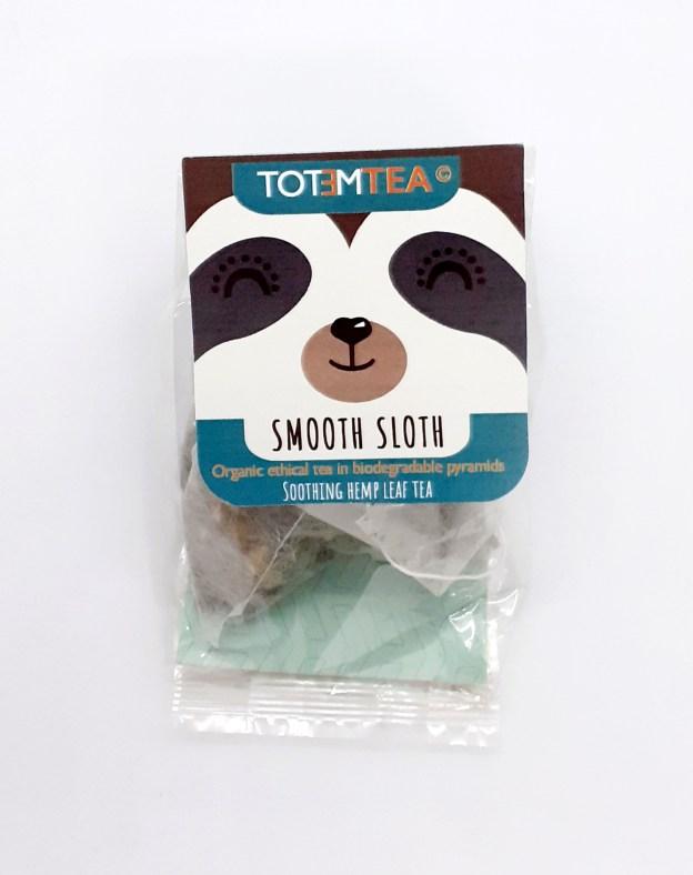 Smooth Sloth Totem Tea