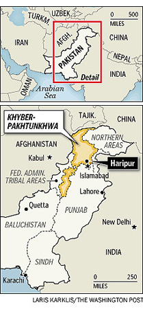 THE RENAMING OF NWFP AS KHYBER-PAKHTUNKHWA AND REGIONAL TENSION (2/4)