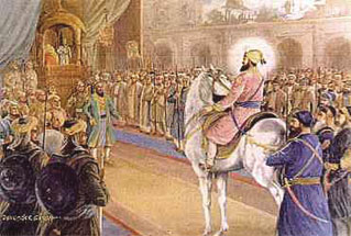 WHY DID GURU GOBIND SINGH GO TO NANDED AND WHAT HAPPENED NEXT? (5/6)