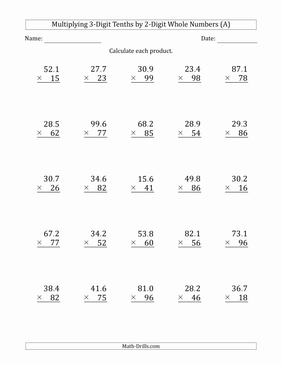 hight resolution of 3 by 2 Multiplication Worksheets Inspirational 3 Worksheet Free Math  Worksheets Second Grade 2 – Printable Math Worksheets