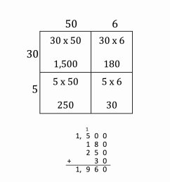Area Model Multiplication Worksheets Awesome area Model Multiplication  Worksheets Pdf In 2020 – Printable Math Worksheets [ 1650 x 1275 Pixel ]
