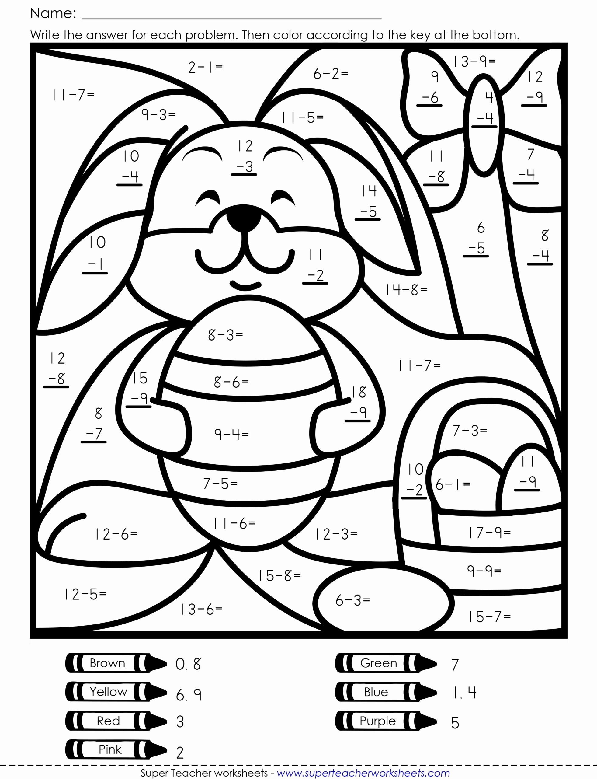 hight resolution of Easter Multiplication Worksheets New Easter Math Freebie 2nd Grade Free  Worksheets Telling Time – Printable Math Worksheets