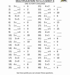 Free Multiplication Worksheets for Grade 3   Printable Math Worksheets [ 1294 x 1000 Pixel ]