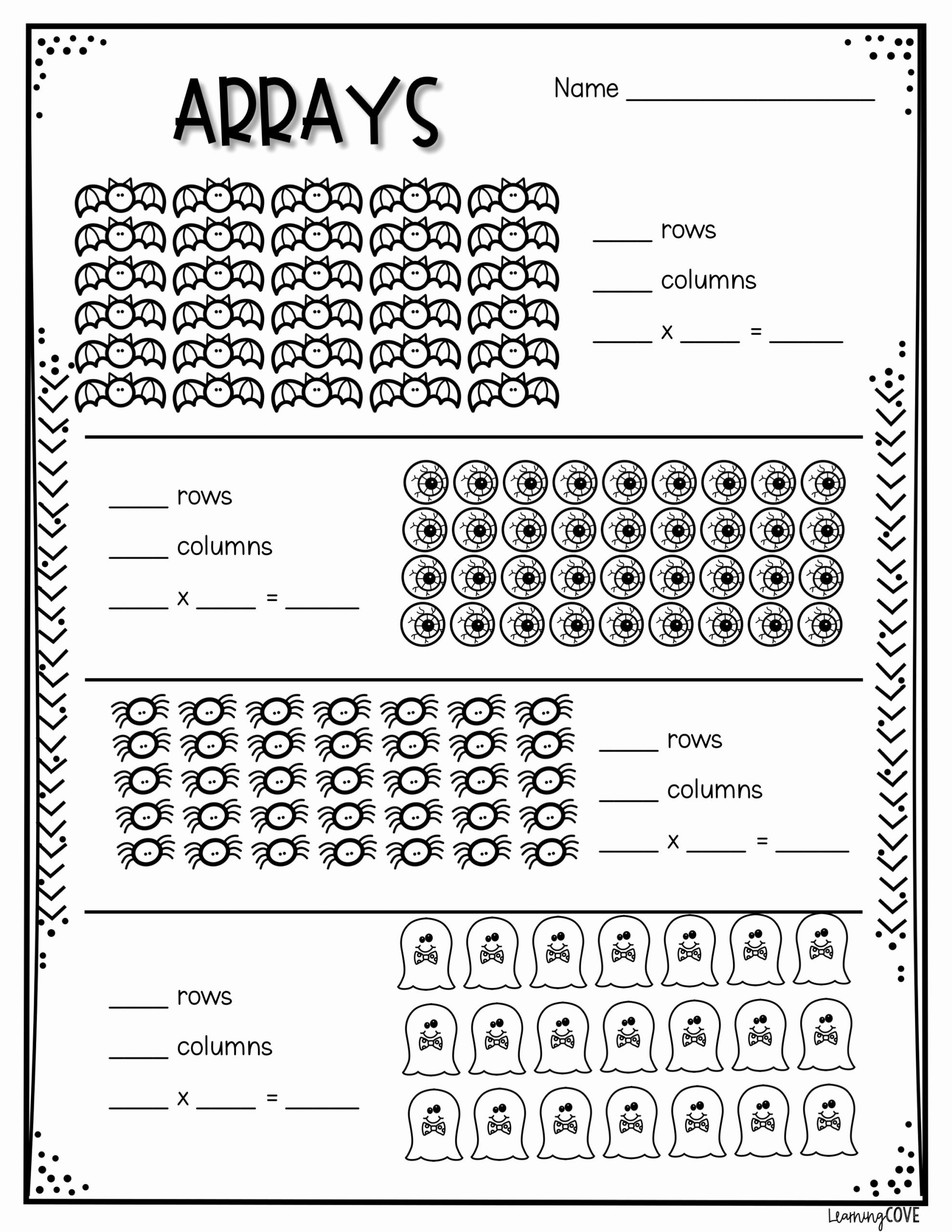 hight resolution of Halloween Multiplication Worksheets Awesome 3rd Grade 4th Grade and 5th Grade  Math Students Will Enjoy – Printable Math Worksheets