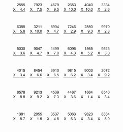 Multiplication Worksheets by 4 Inspirational Multiplication Worksheets for  12th Grade – Printable Math Worksheets [ 1491 x 1152 Pixel ]