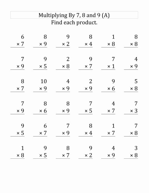 small resolution of Multiplication Worksheets for 3rd Grade Printable Inspirational Worksheets  Hiddenfashionhistory Prefixes and Suffixes – Printable Math Worksheets