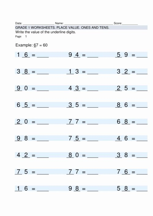 small resolution of Multiplication Worksheets Grade 1   Printable Math Worksheets