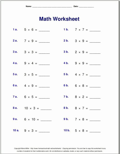 small resolution of Multiplication Worksheets Grade 1 Awesome Worksheet Free Math Worksheets  First Grade Subtraction – Printable Math Worksheets