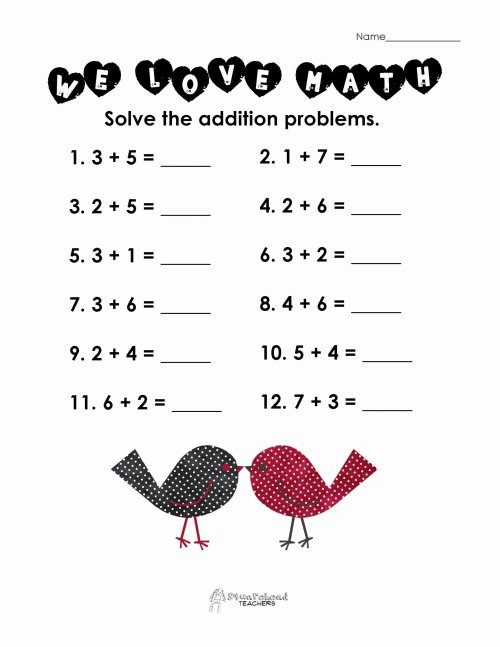 small resolution of Valentines Day Multiplication Worksheets Fresh Valentine Worksheets for  Second Graders Valentines Day Math – Printable Math Worksheets