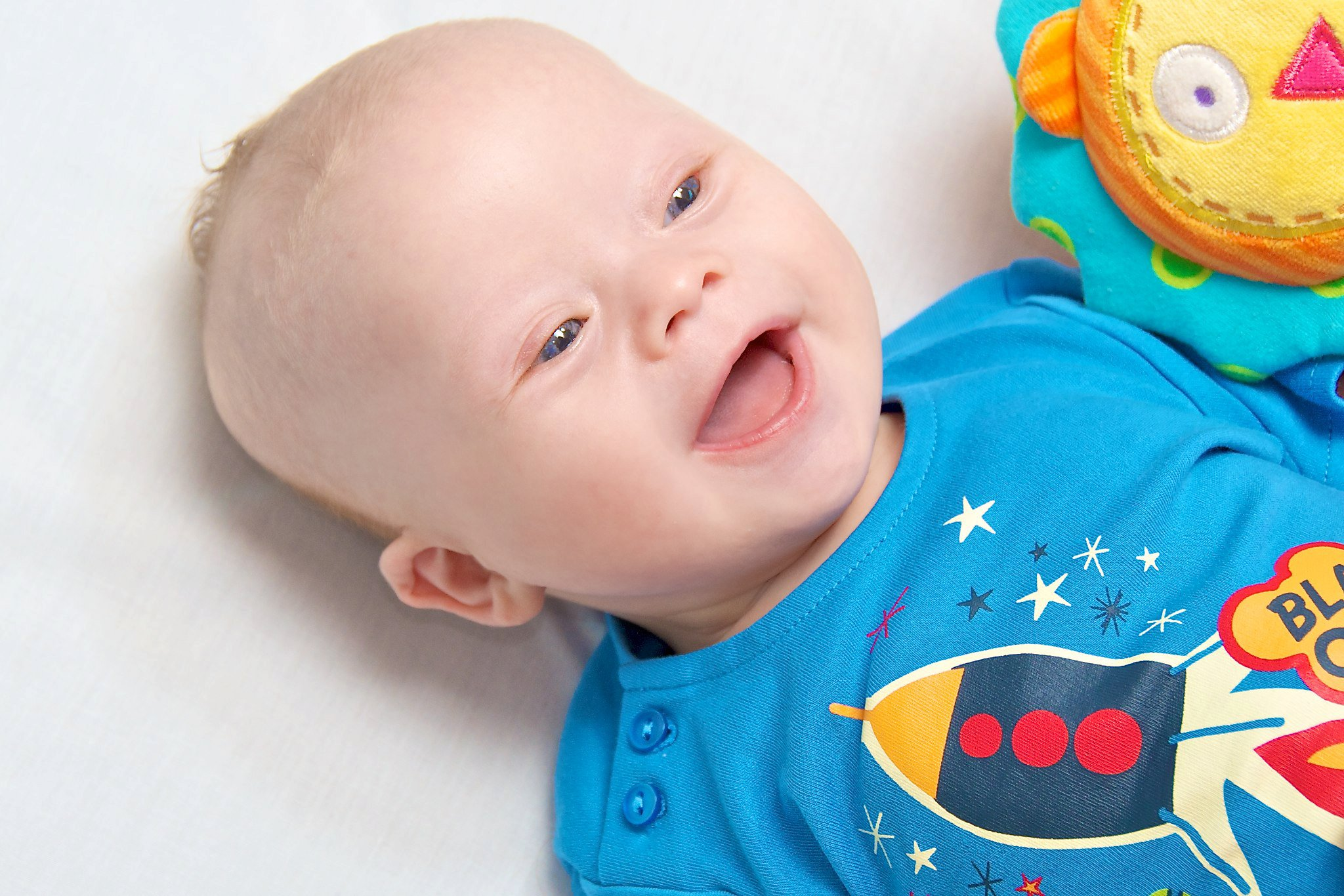 Cute Down Syndrome Baby Boy Eyes Smile Dont Screen Us Out