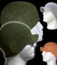 Light weight all hemp beanie hat