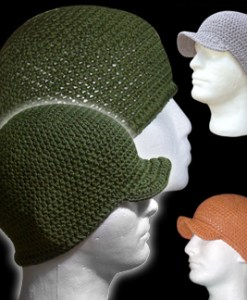 Light weight all hemp beanie hat
