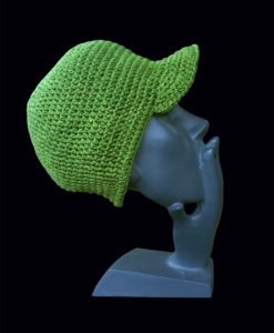 basic all hemp beanie hat