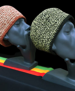 Mid-Weight 2-Tone Hemp Beanie