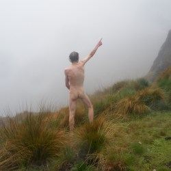 Jonny Blair a lifestyle of travel at Warmiwanuska in Peru
