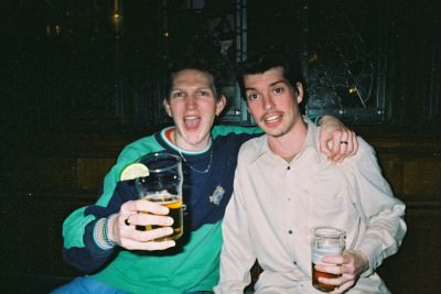 Jonny Blair in London's secret bars
