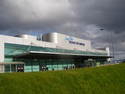The George Best City Airport in Belfast, Northern Ireland is nice, but you can't stay overnight there unfortunately.