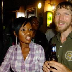 gaborone botswana night out jonny blair