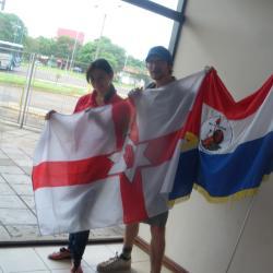 Northern Irishman in Paraguay