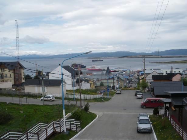 Ushuaia Tierra Del Fuego Argentina gateway to Antarctica