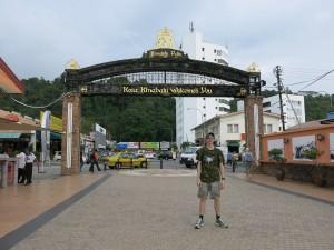 Kota Kinabalu Welcomes You Jesselton Point sign Jonny Blair