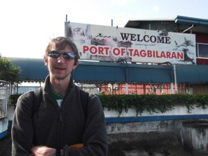 backpacking to bohol in philippines