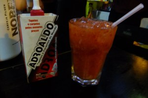 Black Recife Brazil cocktails