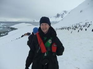jonny blair went backpacking in antarctica