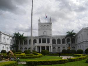 government palace asuncion paraguay