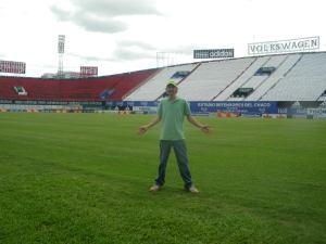 football stadium asuncion paraguay