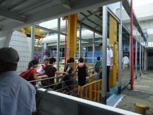 ferry from hk into china at zhuhai