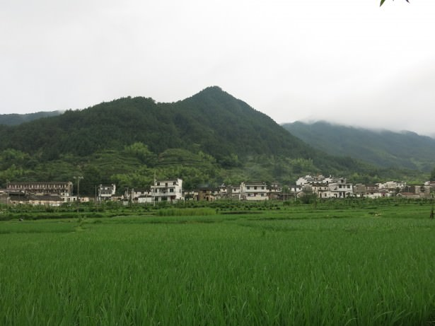 villages in jiangling china