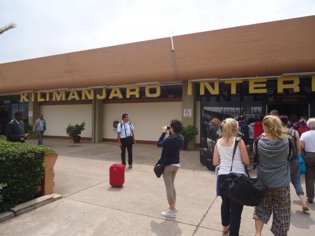 visa at kilimanjaro airport