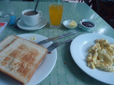 myanmar breakfast