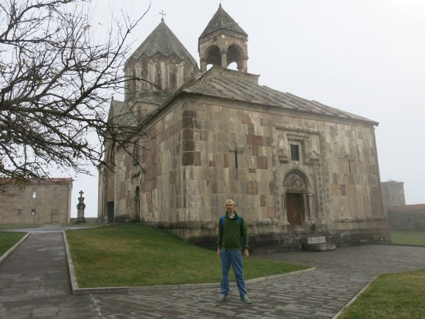 vank nagorno karabakh backpacking