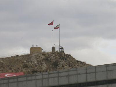 turkey iran border bazargan