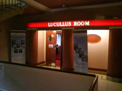 lucullus room bournemouth