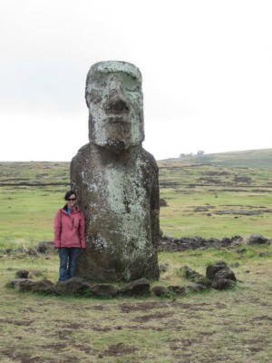 panny yu easter island chile