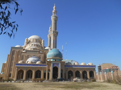 main mosque erbil iraq