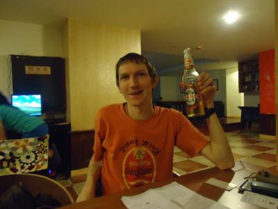 jonny blair beer in chongqing