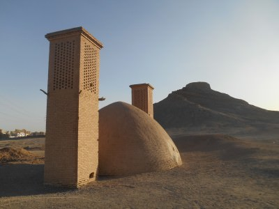 dakhmeh zoroastrian