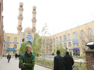 jameh mosque tabriz