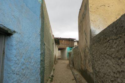Walls of Harar, Ethiopia.