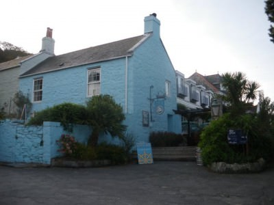 The Mermaid Tavern - local pub in Herm